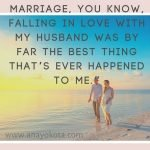 Caroline Kennedy marriage sayings