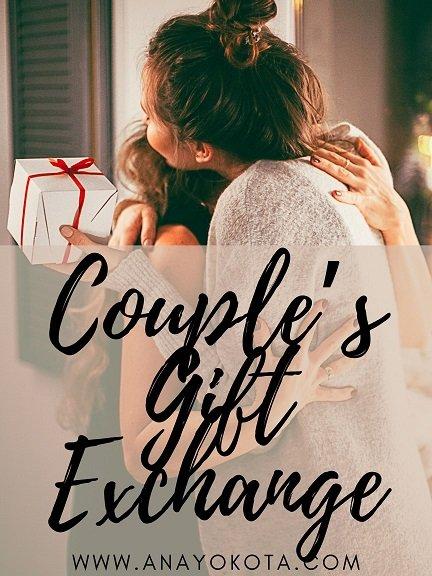 couples gift exchange