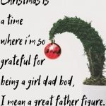 For Daughter from dad holiday note