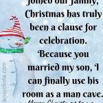 daughter in law funny christmas