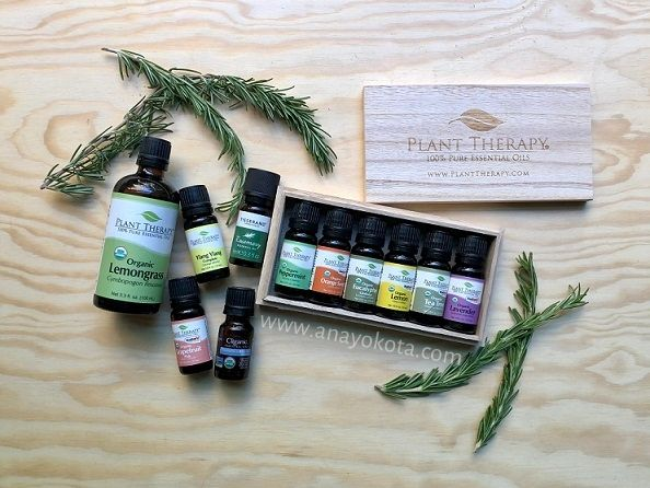 Essential Oils for making DIY lotion