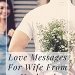 Love Messages For Wife From Husband
