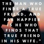 Franz Schubert marriage sayings