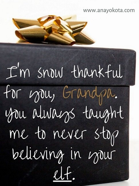 laughing message for grandpa