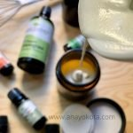 Pouring Tallow Body Butter