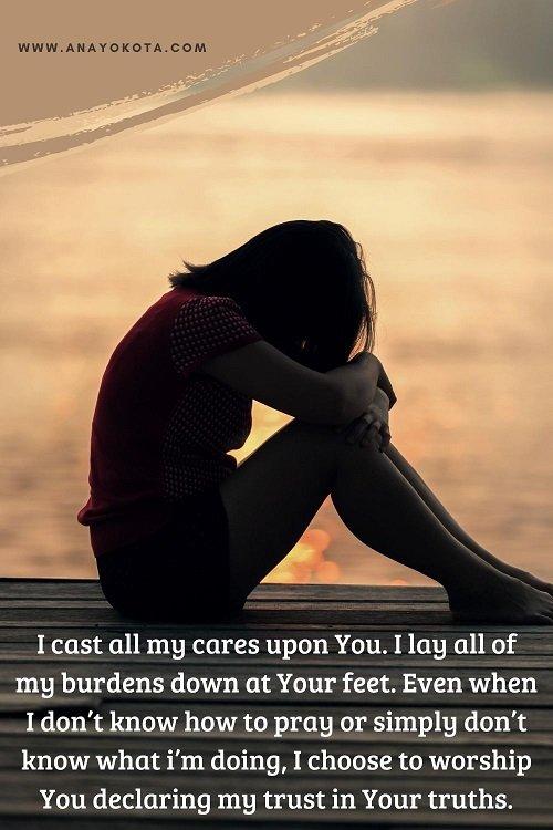 deliverance prayer points