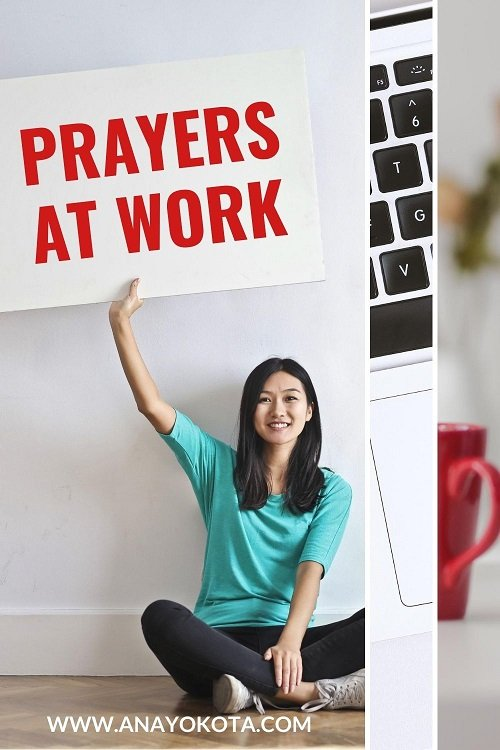 12 STRONG AND POWERFUL PRAYER AT WORK (PDF)