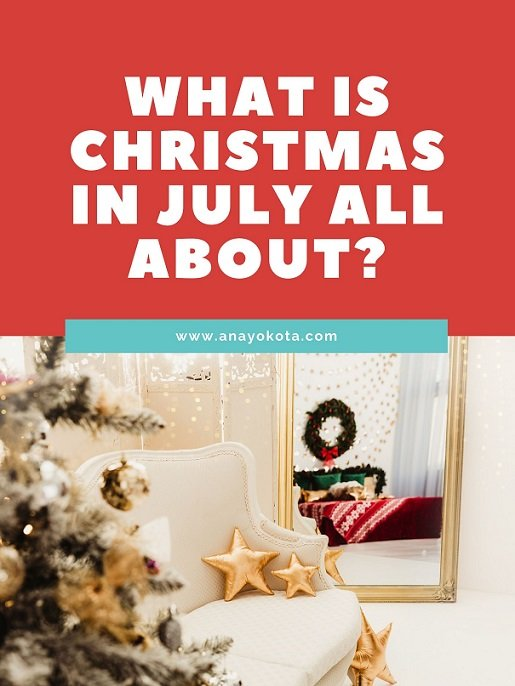 what is christmas in summer all about