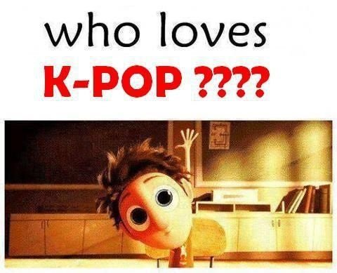 Who Loves K-Pop meme