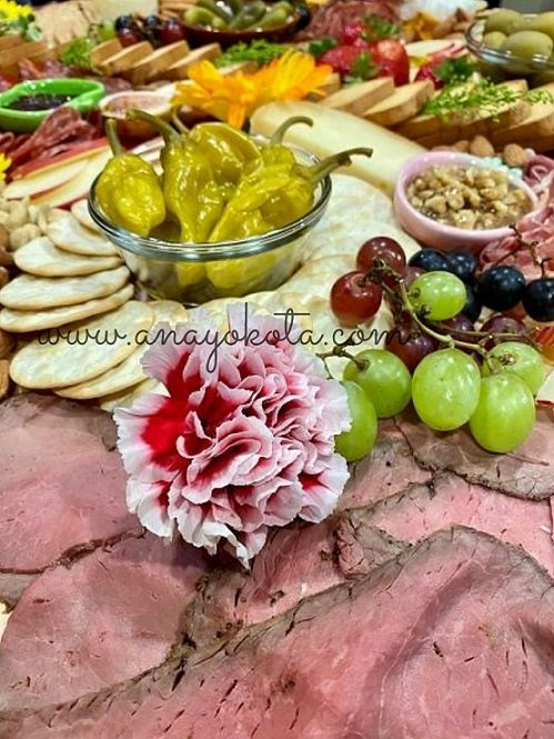 charcuterie table cost