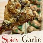 garlic parmesan wing