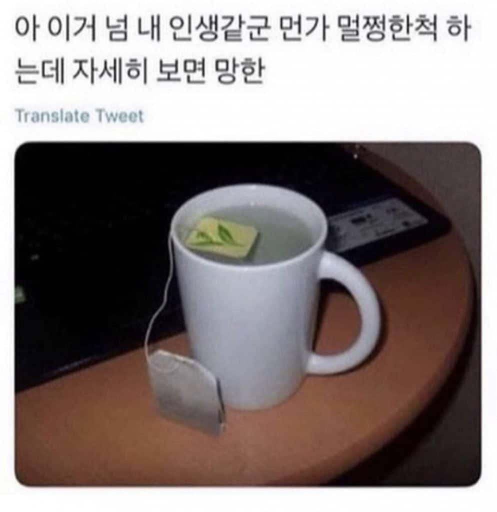 korean sayings meme