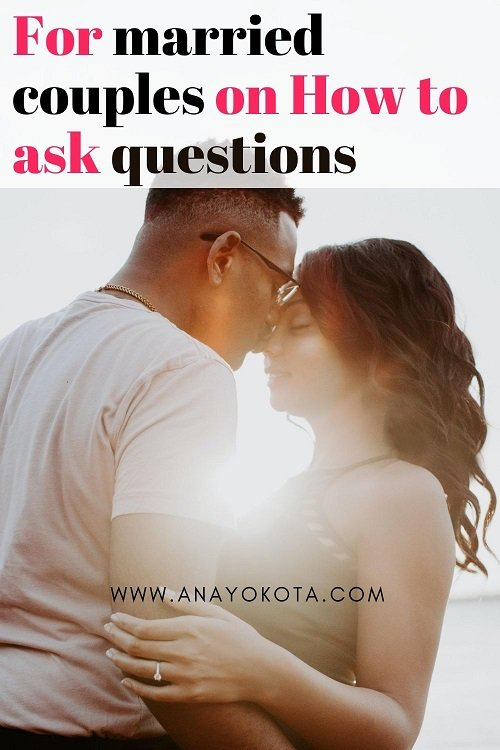 marriage questionnaire for couples