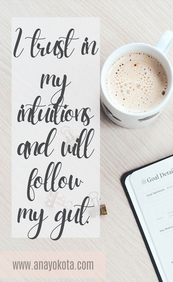 affirmations for a great day