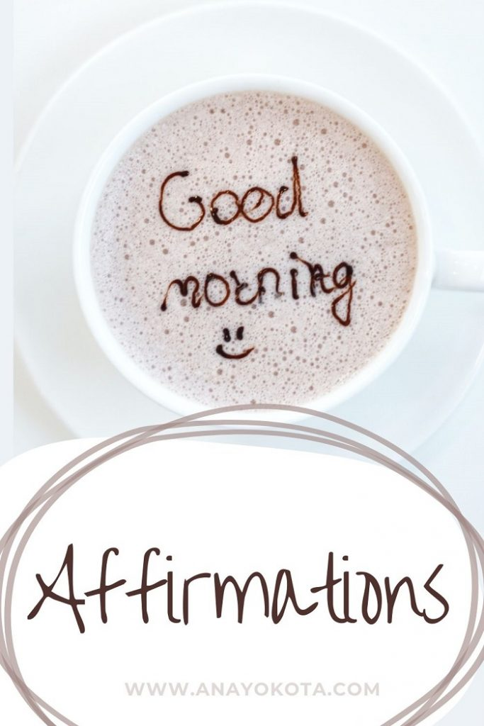 affirmations morning