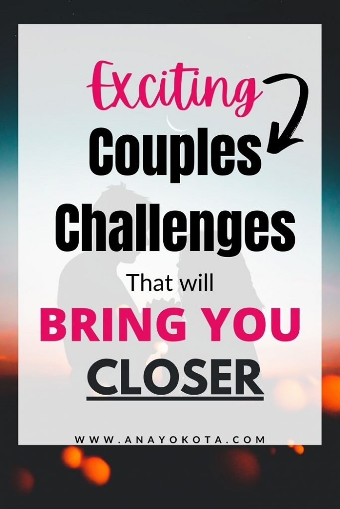 challenges for couples to do