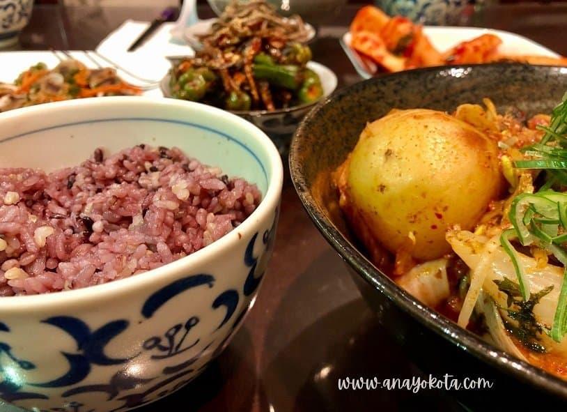 black rice glutinous
