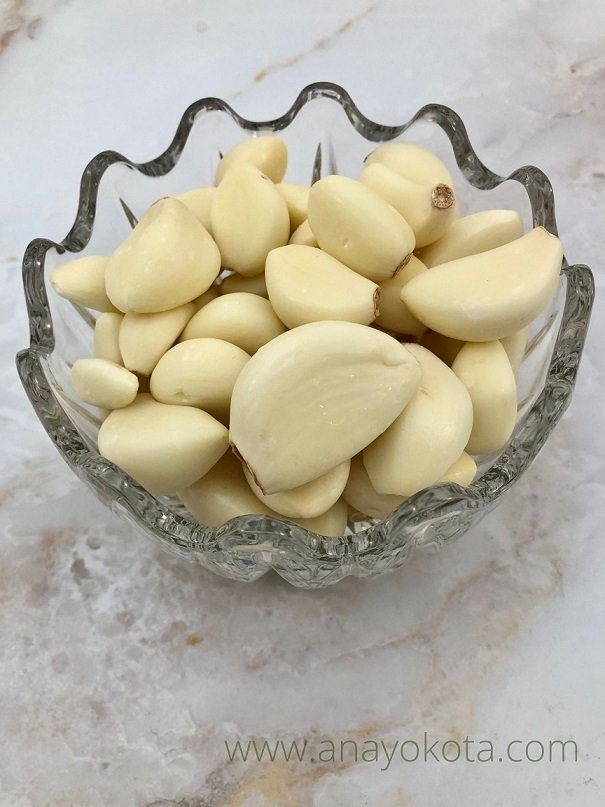 chinese pickled garlic