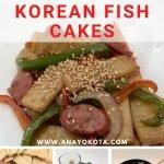 how to make flat korean fish cake