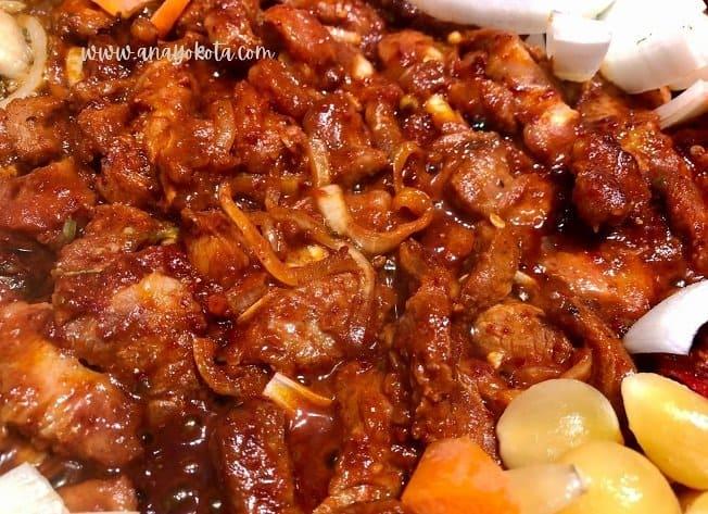 korean recipes pork