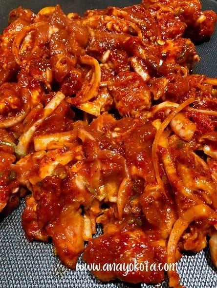 sliced pork recipes
