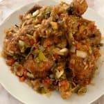 chicken garlic sauce chinese