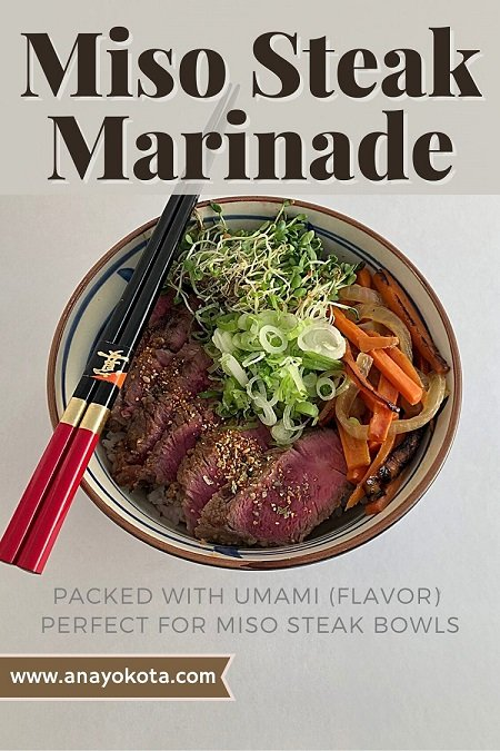 THE BEST MISO STEAK MARINADE THAT WILL IMPRESS YOUR GUESTS