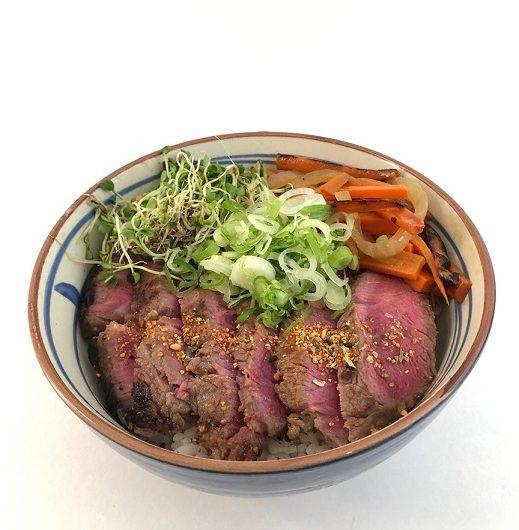 The Best Miso Steak Marinade Steak Bowl
