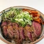 marinate steak with soy sauce