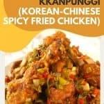 spicy garlic chicken chinese